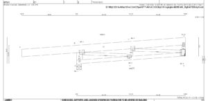 Ever wonder what the funny dimension on truss drawings means. Remember FIS or Feet, Inches, and Sixteens. This took my an hour or so of Googling when I first saw them.