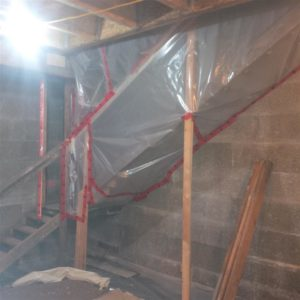 Air Tight Stairs make access to basement much more convenient and help retain heat